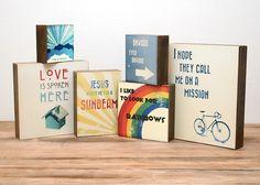 cute mormon blocks