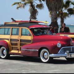 1947 Ford 'Woodie'