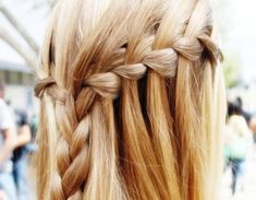 great braid style