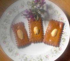 Braune Lebkuchen   brown ginberbread cookie
