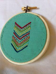 headband embroidery