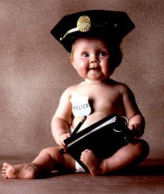baby police!