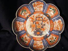 Imari bowl compote c. 1860