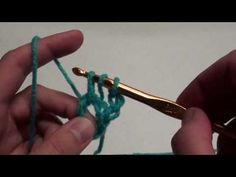 How to Crochet Tutorial Part 2