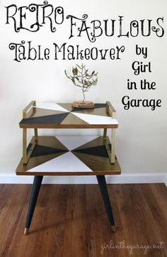 Furniture Painting Projects - At Home With The Barkers