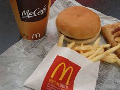 Fast food is the 'unhealthy choice', McDonald's tells its own #staff