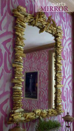 Quartz mirror!