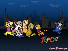 Top Cat #cartoons #desenho #topcat