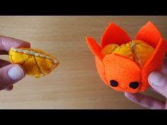 How to Make a Kawaii Orange Plushie