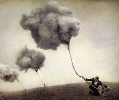 #art #photo #manipulation #clouds #environment