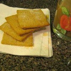 Honey Graham Crackers