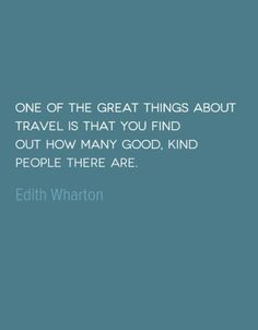Travel Quote of the