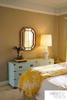 Amei essa cômoda para o quarto.