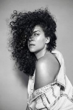 mix curl