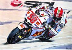 motorcycle artwork   Motorcycle Art