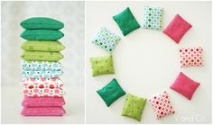 Home made hand warmers - Sew Can She | Free Daily Sewing Tutorials