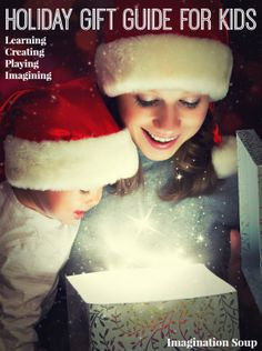 Gift Guide for Kids: Children's Books 2013 - Imagination Soup