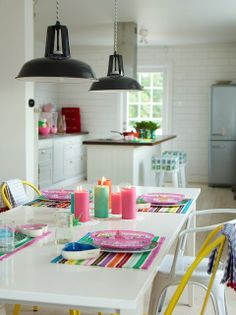 Happy kitchen/dining