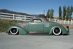 Old School Rat Rods!