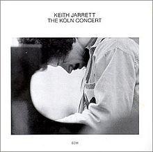 Keith Jarrett. The Koln Concert. Priceless performance.