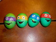 Teenage Mutant Ninja Turtle Eggs