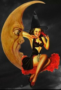 <3 Sexy witch