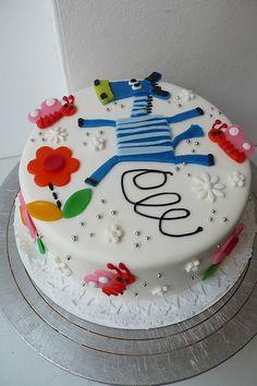 kids cake by CAKE Amsterdam
