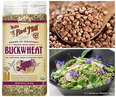 What is it? Wednesday: Buckwheat | Bob's Red Mill