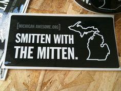 <3 my mitten state!