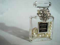 pearl, empty perfume bottles, empti bottl, perfum bottl, empty bottles