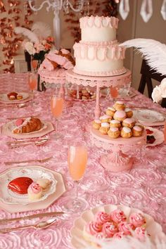 Marie Antoinette Tea Party Party Ideas | Photo 1 of 29 | Catch My Party