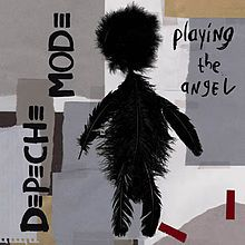 Depeche Mode: Playing the Angel , cover by Anton Corbyn