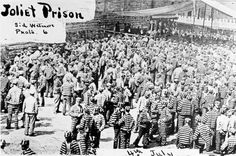 Prisoners in the yar