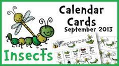 septemb calendar, calendar time, school, program materi, novemb calendar, aba program, calendar printabl, calendar card, cards
