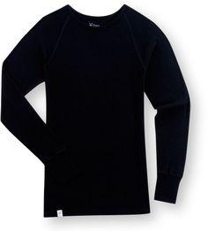 Lightweight wool baselayer