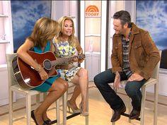 Blake Shelton: I thought Gwen Stefani would be a 'freak'