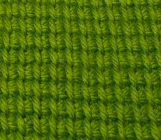 How to Crochet: Tunisian Simple Stitch (TSS)
