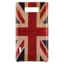Custodia LG Optimus L7 - Bandiera UK  € 4,99
