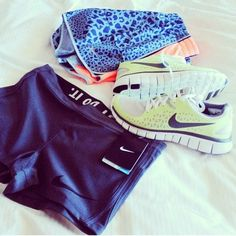Workout clothes - for all the gym time I put in.....