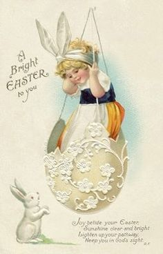 A Bright Easter...