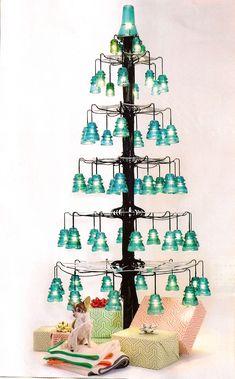 Insulator Christmas tree