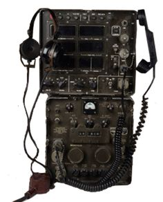 Barry Seal's Aviation Radio & Headset - Barry Seal was a pilot/drug smuggler that flew covert missions for the CIA. Allows communication between two parties over any distance and through any obstacle, even when other methods will not work.