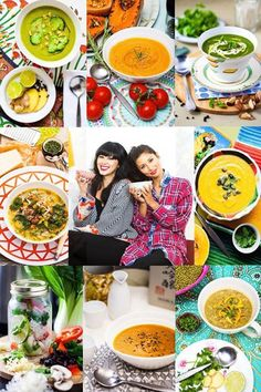 Eight delicious soup recipes from Hemsley & Hemsley