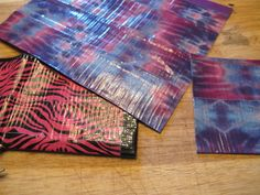Making Duct Tape Wallets