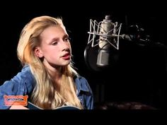 ▶ Billie Tweddle - Middle of the Bed (Lucy Rose cover) - 12 Years Old - Ont' Sofa Sessions - YouTube