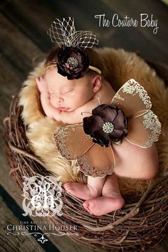 The couture baby