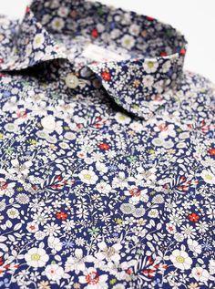 Hartford Flower Shirt