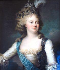Maria Federovna of Russia, mother of Alexander II & Nicholas I. Born Duchess Sophie Marie Dorothea Auguste Louise of Württemberg