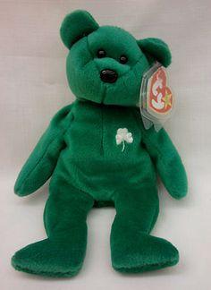 Ty Beanie Baby Irish Erin