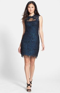 love this lace sheath